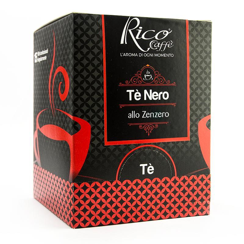 Tè Nero Allo Zenzero - Le Specialità