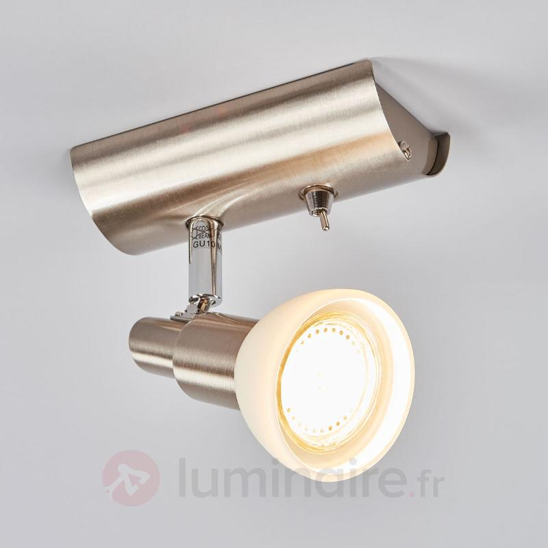 Fiona - applique LED avec interrupteur - Spots et projecteurs LED