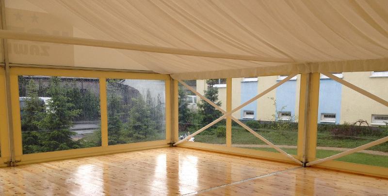 Tente de réceptions ALU - Tentes de Réceptions en acier et en Aluminium pour fêtes