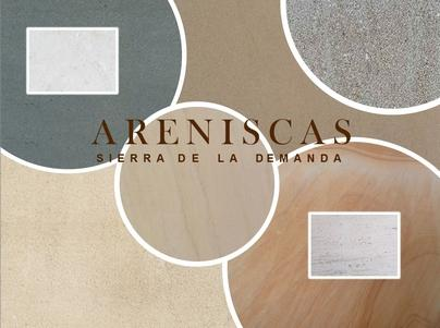 Gama de piedra natural Arenisca y Caliza - ■ Sandstone & Limestone range ■ Gamme pierre grès et calcaire