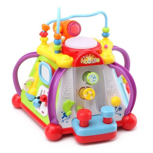 Multi-funtion educational music toy - Wishtime Baby Multi-funtion Toy