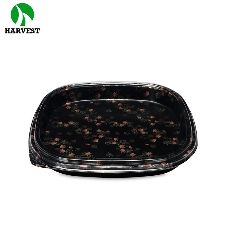 Custom Blister Disposable Plastic Sushi Packaging Party Trays - Party Trays