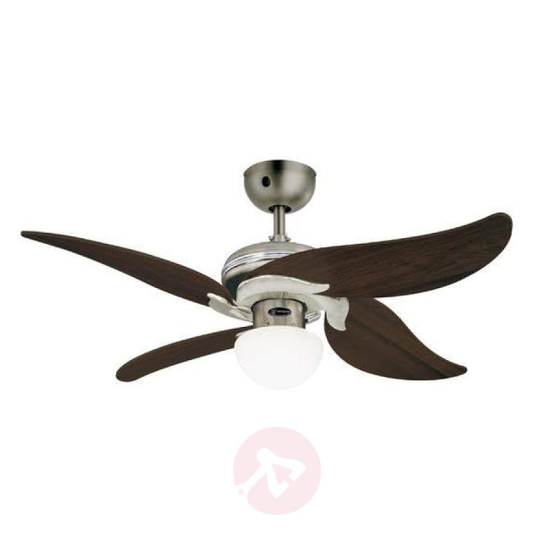 Jasmine ceiling fan with infrared remote control - fans