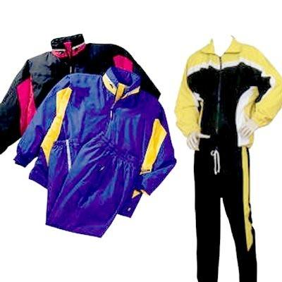 Colored Sports Tracksuits - Sports Tracksuits