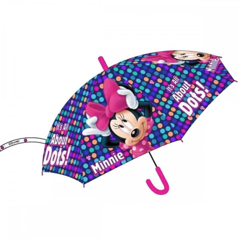 6x Parapluies automatique Minnie - Parapluie