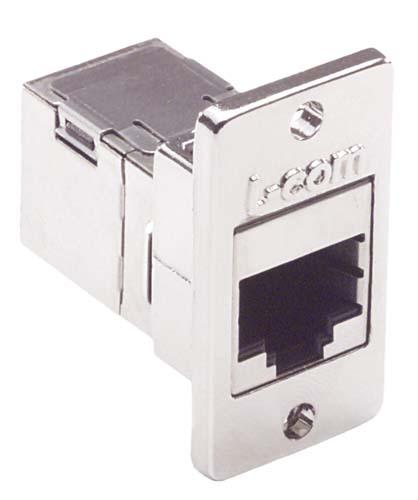 Cat5e RJ45 Shielded Coupler