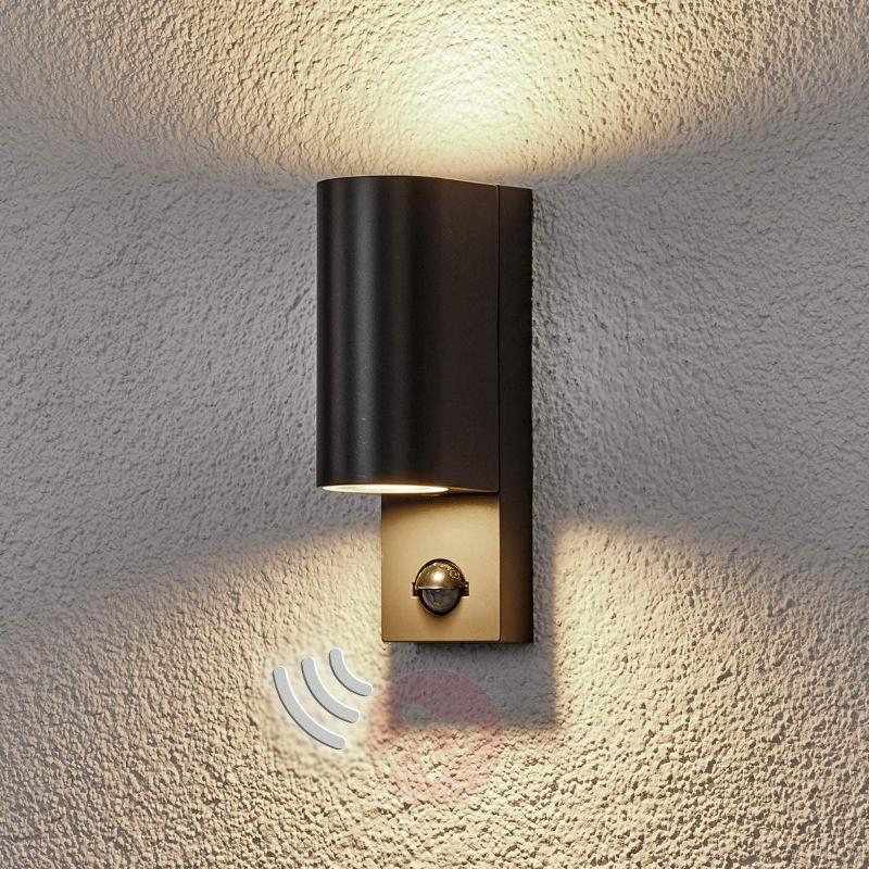 Palina - outdoor wall lamp with sensor - Wall Lights with Motion Sensor