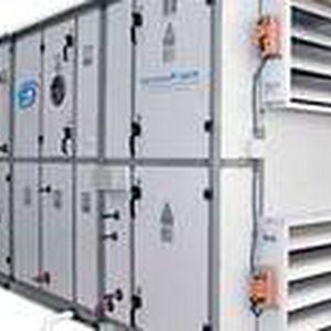 Вентиляция и осушение воздуха в помещении бассейнов - Пакетные агрегаты Termofan типа «THNS»