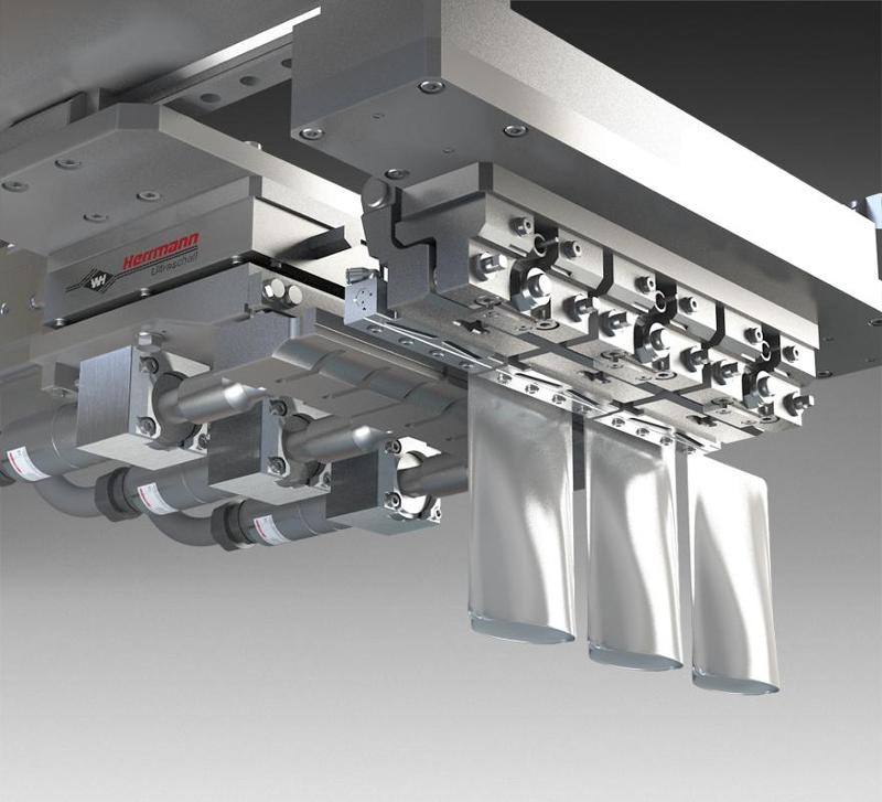 Packaging technology - Top seal modules