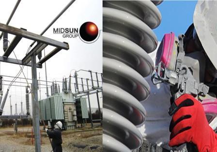 MIDSUN peinture isolante anti arc électrique & Anticorrosion