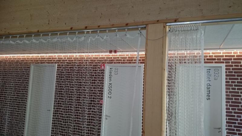 Dividing nets - null