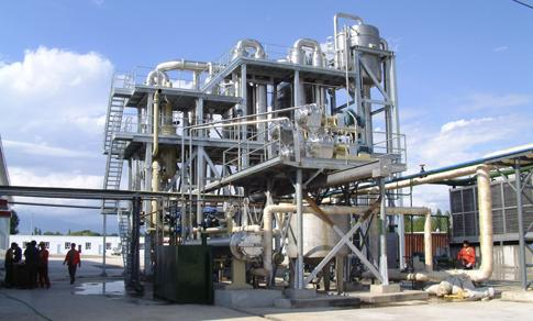 Cold break - Macchine per Estrazione e disattivazione enzimatica