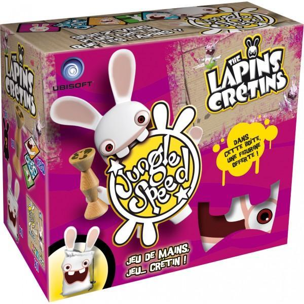 Jungle Speed - Les Lapins Crétins - null