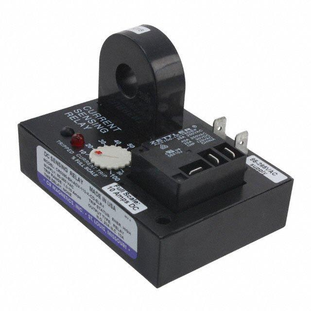 RELAY DC CUR SENS 85-265VAC/DC - CR Magnetics Inc. CR5395-EH-ACV-110-X-CD-ELR-I