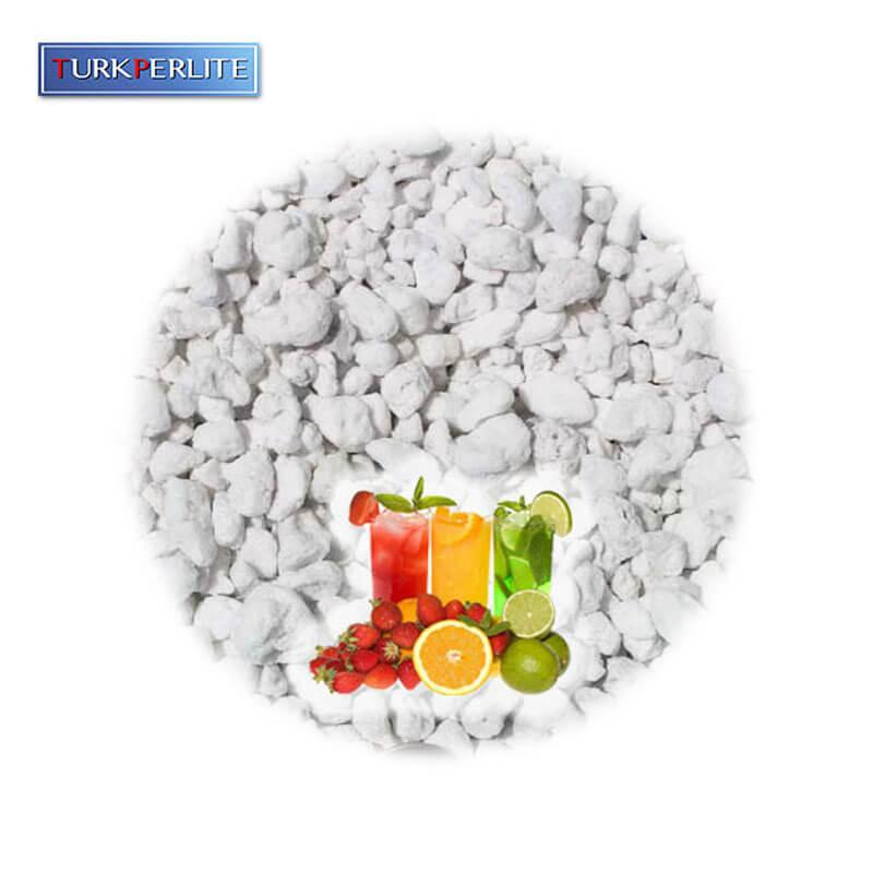 Filter aid perlite - Perlite filter aids reduce the operating costs