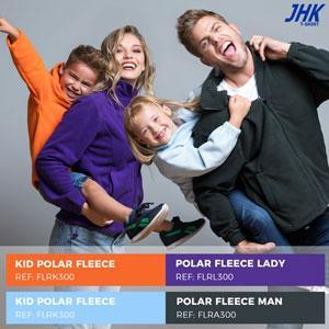POLAR FLEECE - Forro polar para hombre, mujer y niño