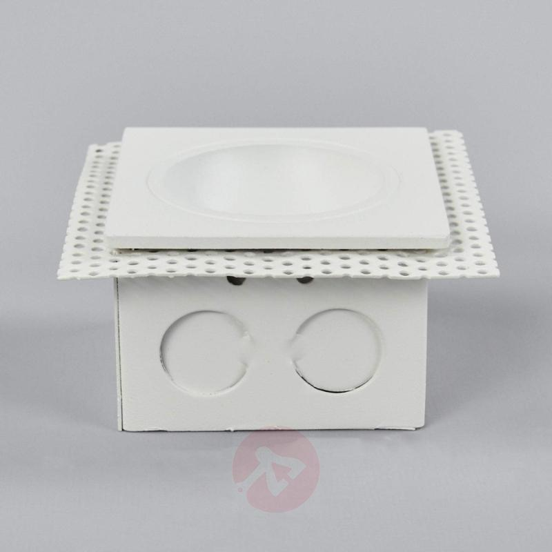 Recessed wall light Ian for outdoors, with LEDs - outdoor-led-lights