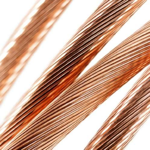 LEONI Smooth bunch - Semiconcentric or concentric strands with a compact and precise round structure