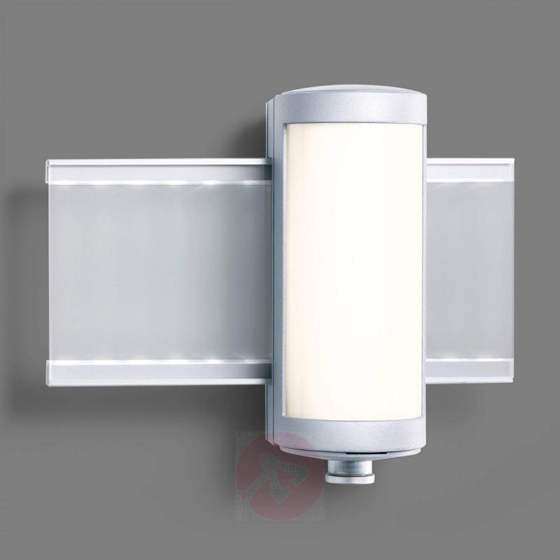 L 625 LED outdoor wall light with Infrared Sensor - outdoor-led-lights