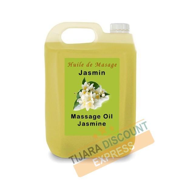 Huile De Massage Jasmin En Vrac - Huiles de massage en vrac