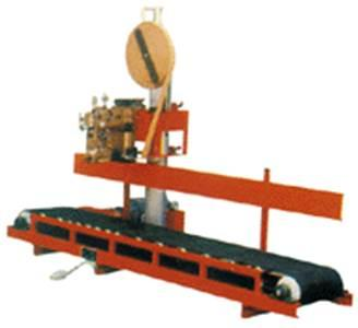Transport band conveyor - Transport band conveyor for automatic packing and weighing line