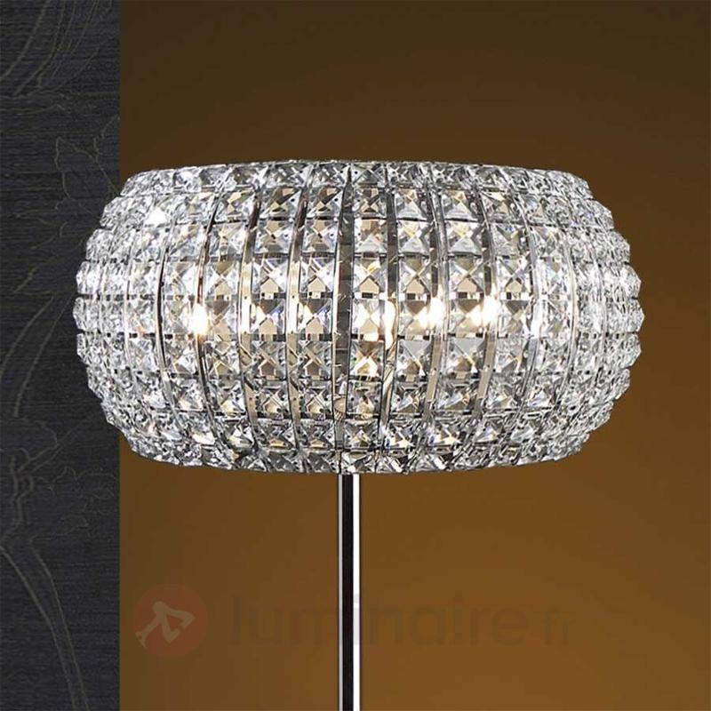 Lampadaire DIAMOND doté de cristaux - Tous les lampadaires