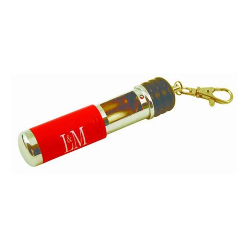 Porte-clés cendrier métal ZAMAC - Porte-clés métal