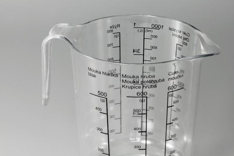 Measuring Cup 1,5 L Printed - null