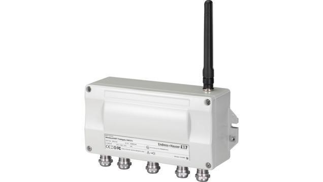 composants systeme enregistreur datamanager - passerelle wirelessHART SWG70