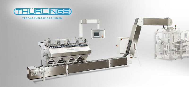 Bag opening and closing machine - Counter 4 H