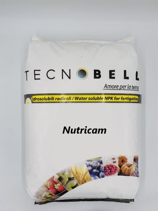 NUTRICAM - Fertilizantes solubles en agua para fertirrigación con calcio y magnesio