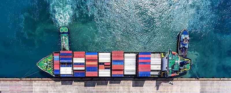 Fret maritime -