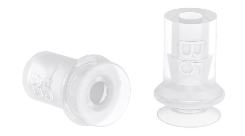 ventouses - B-1½ Soufflets FDA (5–150 mm)