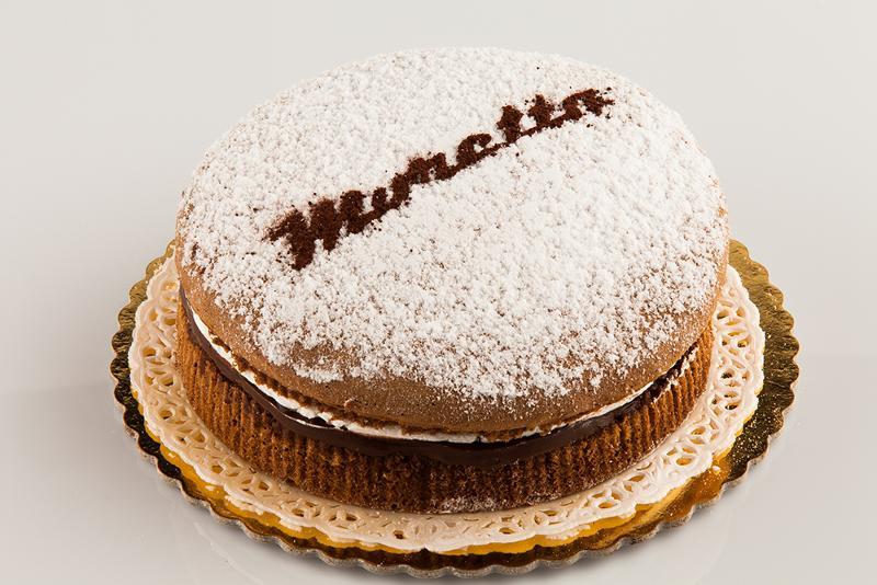 Torta Moretta - null