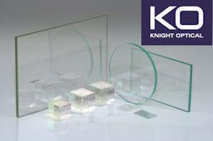 Precision 1/4 range plate beamsplitters - For use in Visible, Near Infrared & Telecoms wavelengths with 50/50 split ratio