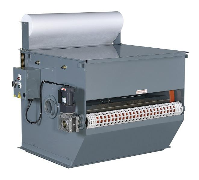 Drum filter Unimag DF-140 - These compact drum filters are available up to a capacity of 2000 litres per min
