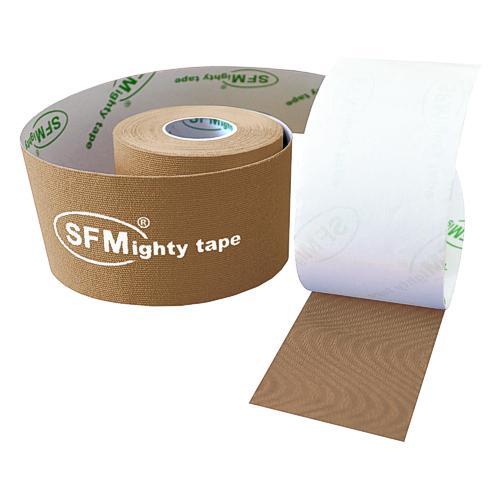 SFMighty Tape in Papierbox 5cmx5m Kinesiologie beige (6) - null