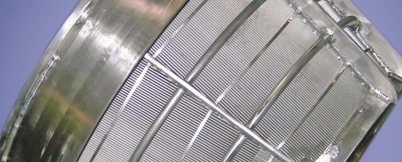 Grilles & Tapis Transporteur Métalliques - TEMA Equipements SAS- Grilles a Fentes et Grilles a Fissures-24