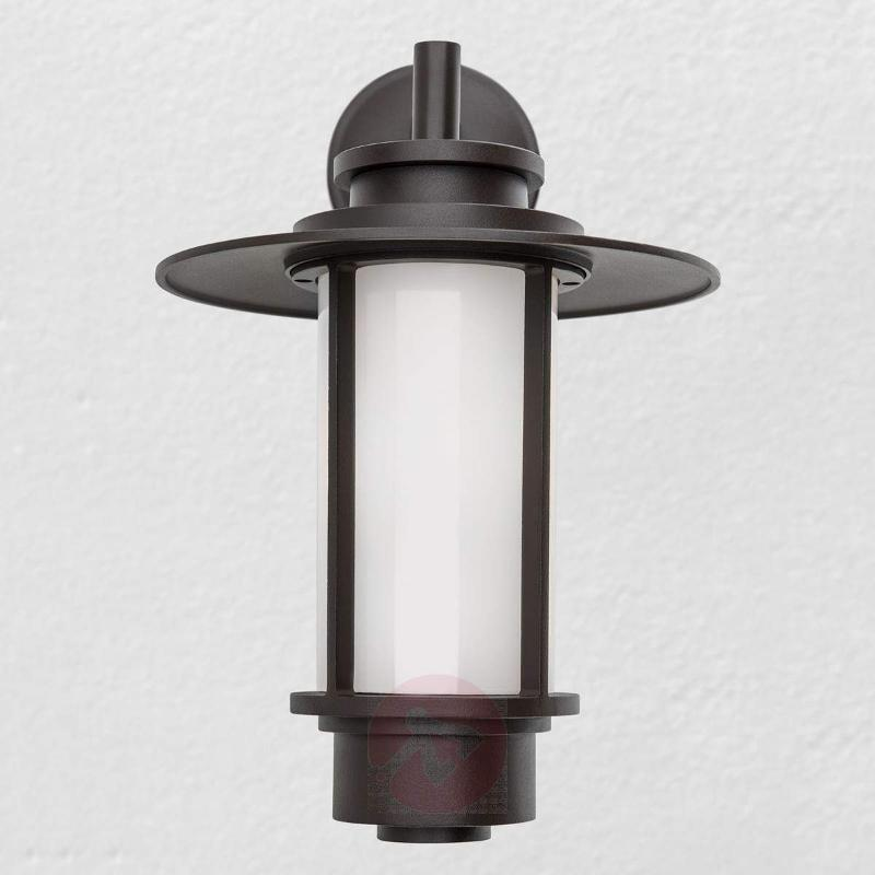 Outdoor wall light Putri in lantern form - Outdoor Wall Lights