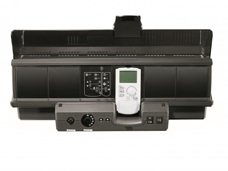 Controlador de caldeiras CFB - Controlador de caldeiras CFB