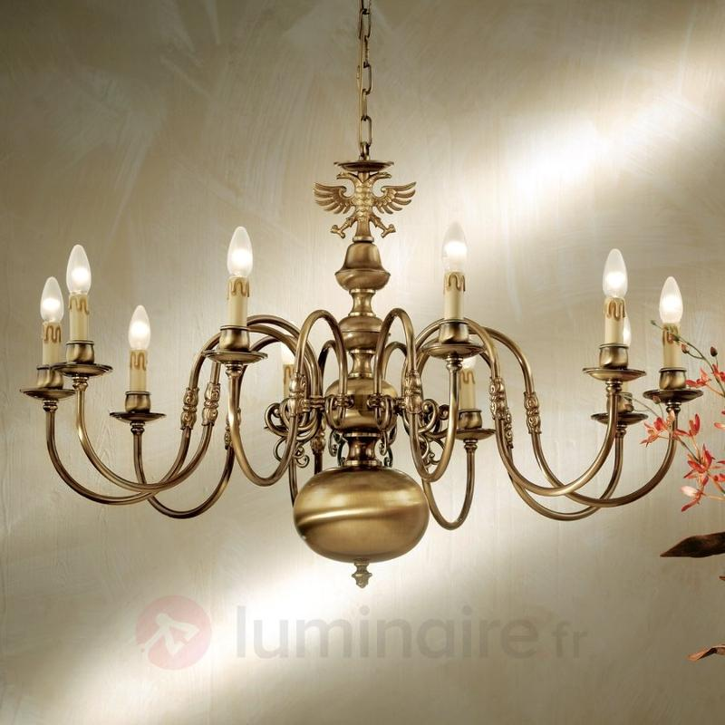 Lustre impressionnant IMKE - Lustres classiques,antiques