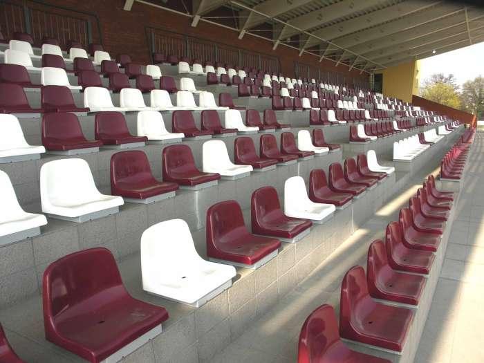 Sedile dello stadio WO-06 - Sedute per Aree Sportive