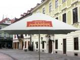 PyraMax Sunshade - Application: Commercial Use