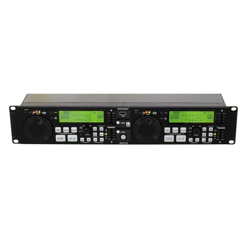 DJ SD/USB-Player - Omnitronic SDP-3 SD-Card/USB-Player 2HE