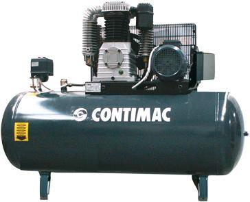 Compresseur à courroie 650L/min 15 bar - null