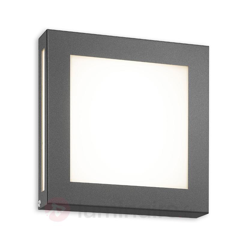 Applique d'extérieur LED Legendo Mini anthracite - Appliques d'extérieur inox
