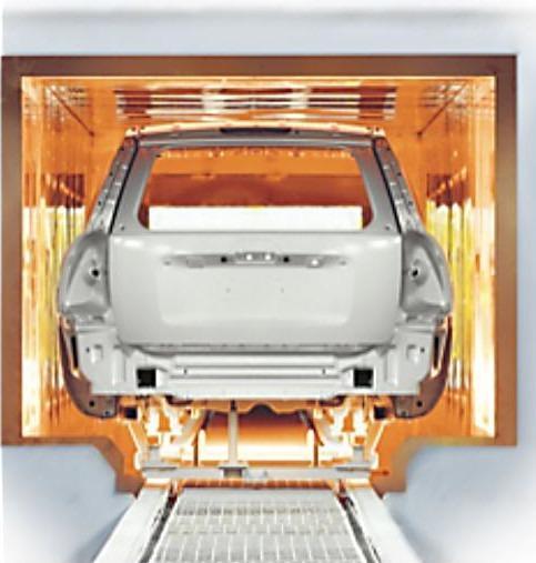 DATAPAQ XL2 Temperatur-Datenlogger | Lackieren+Beschichten - 16-Kanal-Temperaturdatenlogger für Automobil- und Beschichtungsindustrie