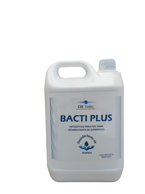 Bacti Plus - null