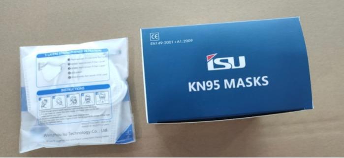 KN95 N95 FFP2 NR - KN95=N95=FFP2
