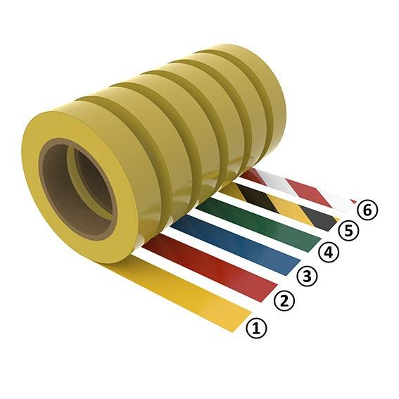 Floor Marking Tape Self-adhesive Forkliftresistant - stable floor marking, various designs, different designs